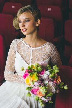 Le joli bouquet des Fleurs de Pauline
