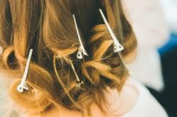 Préparation du cheveux